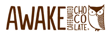 AWAKE brown logo sm